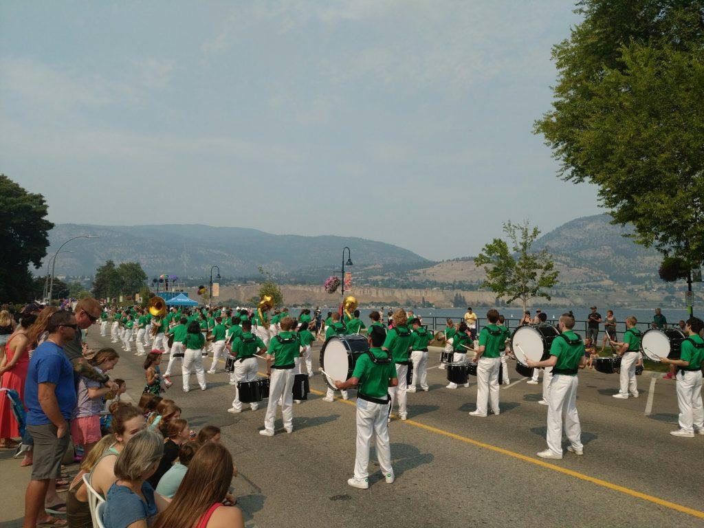 Penticton Peach Festival Parade